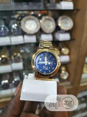 Michael Kors Black/Gold Ladies Wristwatch | Watches for sale in Lagos State, Ikeja