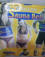Sauna Tummy Electric Belt | Tools & Accessories for sale in Lagos State, Ikeja