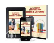E-book: IELTS Listening & Reading Strategies | Books & Games for sale in Lagos State, Ikeja
