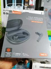 Tws T2 Yison Wireless Earbuds | Headphones for sale in Lagos State, Ikeja