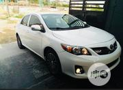 Toyota Corolla 2010 White | Cars for sale in Lagos State, Lekki Phase 1