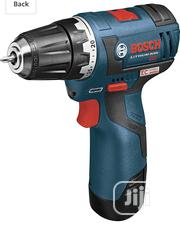 Bosch PS32-02 Cordless Drill Driver - 12V Brushless Compact Drill | Electrical Tools for sale in Lagos State, Ojo