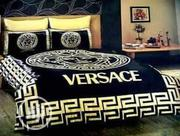 Quality Versace Duvet, Bedsheet With 4 Pillow Cases - 7*7   Home Accessories for sale in Lagos State, Ikeja