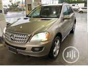Mercedes-Benz M Class 2008 Brown | Cars for sale in Lagos State, Amuwo-Odofin