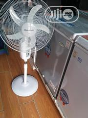 Duravolt 18inch Rechargeable Fan,   Home Appliances for sale in Lagos State, Ikeja
