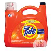 Tide He Original Liquid Wash/ Detergent (146loads) | Home Accessories for sale in Lagos State, Ikeja