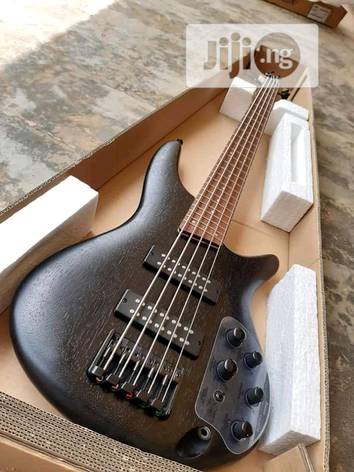 5 Strings Active Bass Guiter