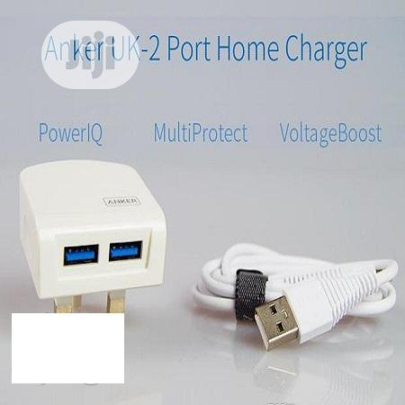 4.8amps, 24watts Dual Intelligent Fast Charger With Fast
