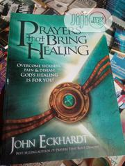 Prayer That Brings Healing | Books & Games for sale in Rivers State, Port-Harcourt