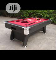 8ft Snooker Board With Complete Accessories and Extra Cue Stick | Sports Equipment for sale in Imo State, Orlu