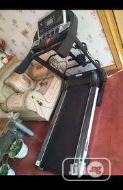 German 3HP Treadmill Machine With Incline, Dumbbells Mp3 Massager | Sports Equipment for sale in Imo State, Owerri