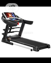 German 4HP Treadmill Machine With Incline, Dumbbells Mp3 Massager | Sports Equipment for sale in Lagos State, Lekki Phase 2