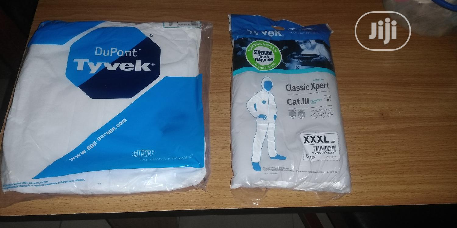 Original Dupont Tyvek. Disposable Coverall