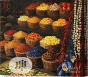 Palette Of The Orient Canvas Print | Arts & Crafts for sale in Lagos State, Surulere