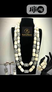 Original Ivory Luxury Coral Bead | Jewelry for sale in Lagos State, Ikeja