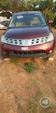 Nissan Murano 2005 S AWD Red | Cars for sale in Abuja (FCT) State, Kubwa