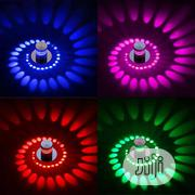 7 Color RGB And Tri Color Spiral Spot Light | Home Accessories for sale in Lagos State, Lagos Island