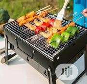Foldable Chacoal Barbeque Grill | Kitchen Appliances for sale in Lagos State, Ikeja