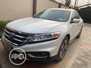 Honda Accord CrossTour 2014 EX-L w/Navigation AWD White | Cars for sale in Lagos State, Ikeja