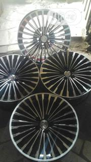 Original Toyota Corolla 16rim Size Alloy Rim | Vehicle Parts & Accessories for sale in Abuja (FCT) State, Apo District