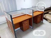 Imported Workstation By 4 | Furniture for sale in Lagos State, Ojo