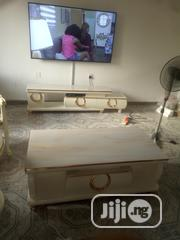 A Set Of TV Stand And Center Table | Furniture for sale in Lagos State, Ojodu