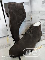 Quality Mens Suede Ankle Boots | Shoes for sale in Lagos State, Lagos Island