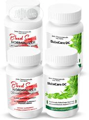 Diabecare DC and Blood Sugar Normalizer(2-In-1 Diabetes Destroyer) | Vitamins & Supplements for sale in Lagos State, Alimosho