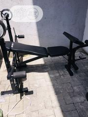 Semi Commercial Weight Bench | Sports Equipment for sale in Lagos State, Lekki Phase 2