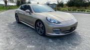 Porsche Panamera 2013 Brown | Cars for sale in Lagos State, Lekki Phase 1