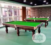 9 Ft Marble Slate Pool Board   Sports Equipment for sale in Abuja (FCT) State, Wuse