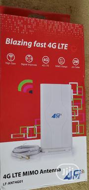 Blazing Fast 4G LTE MIMO High Gain Antenna, TS-9 4G Modem Interface | Networking Products for sale in Lagos State, Ikeja