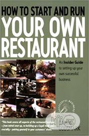 How To Start And Run Your Own Restaurant For Profit [E-book] | Books & Games for sale in Ondo State, Akure