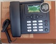 Huawei 3125i SIM GSM Office /Home Desk Phone With FM Radio   Home Appliances for sale in Lagos State, Ikeja