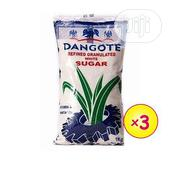 Dangote Vitamin A Fortified Refined Granulated Sugar - 1kg (3 Packs) | Meals & Drinks for sale in Lagos State, Lagos Island