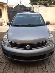 Nissan Versa 2009 1.8 S Gray | Cars for sale in Lagos State, Lekki Phase 2
