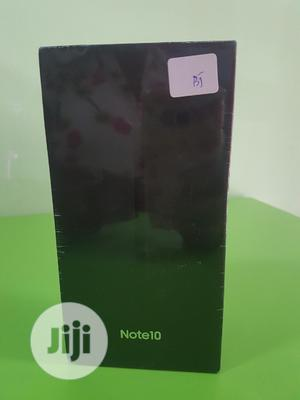New Samsung Galaxy Note 10 256 GB Black
