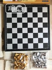 Silver And Gold Chess Board | Books & Games for sale in Lagos State, Yaba
