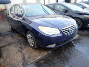 Hyundai Elantra 2.0 2007 Blue   Cars for sale in Lagos State, Isolo