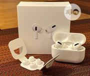Airpods Pro With Free Pouch Case | Headphones for sale in Lagos State, Ikeja
