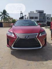 Lexus RX 2017 350 AWD Red | Cars for sale in Lagos State, Amuwo-Odofin