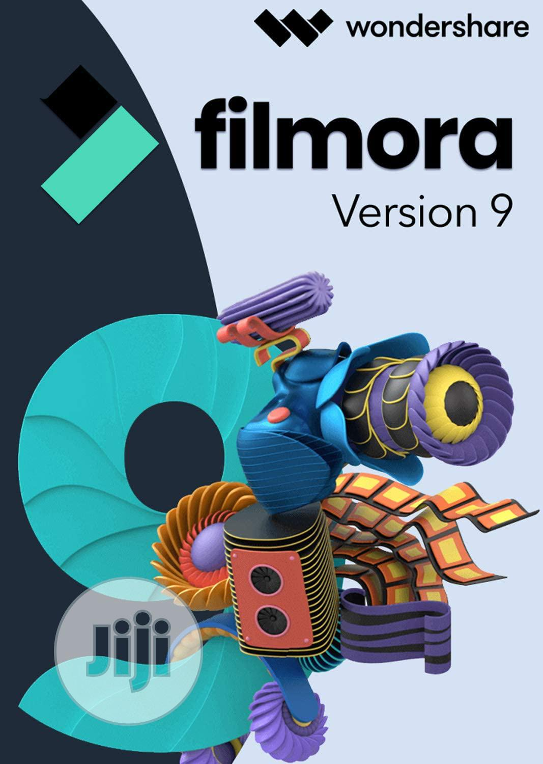 Wondershare Filmora 9 - Video Editing Software