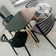 Good Quality Imported Resturant Table With 4 Chairs | Furniture for sale in Lagos State, Ojo