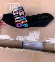 Beautiful Comfortable Mini Wedge Slippers   Shoes for sale in Lagos State, Lagos Island