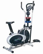 Brand New Orbitrag Ellipitical Bike With Dumbbells | Sports Equipment for sale in Bayelsa State, Yenagoa