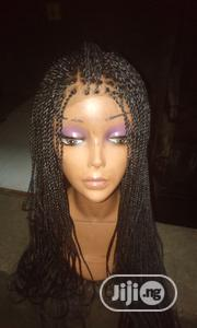 Braided Wig With Full Frontal | Hair Beauty for sale in Lagos State, Mushin