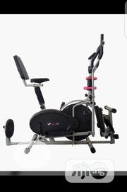 Orbitrac Bike With Stepper,Twister and Dumbbell | Sports Equipment for sale in Lagos State, Victoria Island