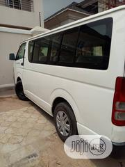 Toyota Hiace 2009 Manual White | Buses & Microbuses for sale in Lagos State, Gbagada