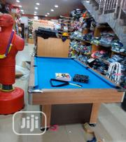 Newest American Fitness 8fit Snooker Blue Felt   Sports Equipment for sale in Imo State, Owerri