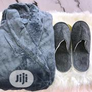 Bathrobes With Flip Flop | Clothing Accessories for sale in Lagos State, Lagos Island